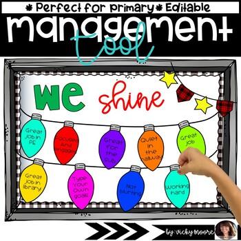 Classroom Management Behavior Bites ~ December