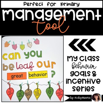 Classroom Management Behavior Bites ~ October