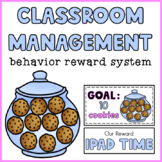 Classroom Management Behavior Reward System   Cookie Jar