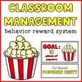 Classroom Management Behavior Reward System   Popcorn