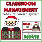 Classroom Management Behavior Reward System   Santa Ten Frame