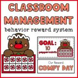 Classroom Management Behavior Reward System   Gingerbread Ten Frame