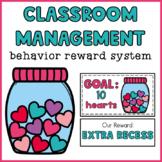 Classroom Management Behavior Reward System   Valentine's Day