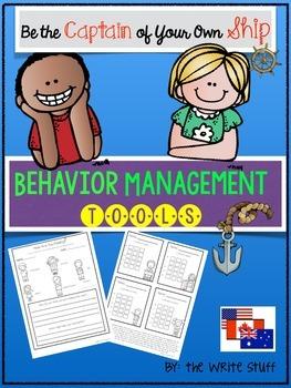 Classroom Management Behavior Charts