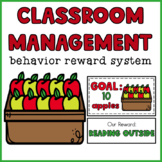 Classroom Management Behavior Reward System   Apples
