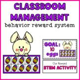 Classroom Management Behavior Reward System   Bunny Ten Frame