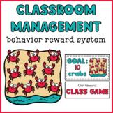 Classroom Management Behavior Reward System   Crabs