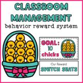 Classroom Management Behavior Reward System   Easter