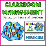 Classroom Management Behavior Reward System   Freebie
