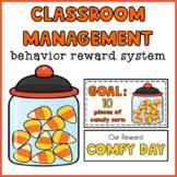 Classroom Management Behavior Reward System   Halloween