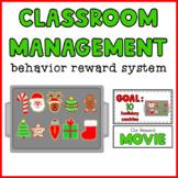 Classroom Management Behavior Reward System   Holiday Cookies   Christmas