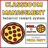 Classroom Management Behavior Reward System   Pepperoni Pizza