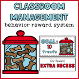 Classroom Management Behavior Reward System   Treat Jar