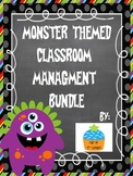Classroom Management Bundle for Classroom Economy {Monster}