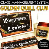 Classroom Management ⎮Behavior System⎮Golden Quill Club