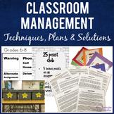 Classroom Management Behavior Systems BUNDLE