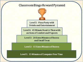 Classroom Management Bingo! - Effective Technique - Grades 2-6 - FREE