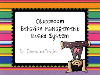 Classroom Management Board System