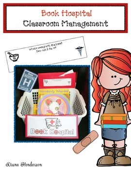 Classroom Management Book Hospital Basket