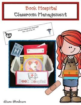 Classroom Management Book Hospital Basket