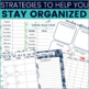Classroom Management Book and Planner