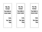 Classroom Management Bookmark
