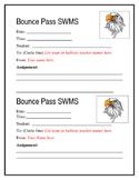 Classroom Management-Bounce Pass