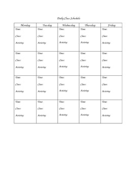 Classroom Management Bundle ( Sub Plan Binder, Behavior Notes, etc)