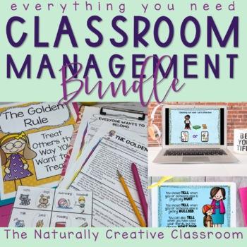 Behavior Management Lessons: Classroom Management Lessons