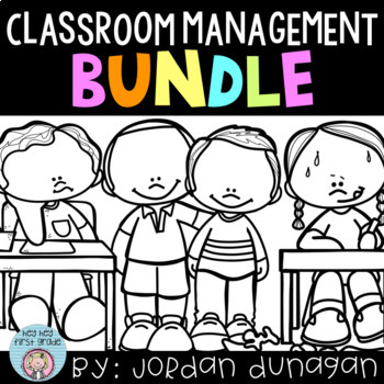 #tptmarchmadness Classroom Management Bundle