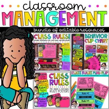 Classroom Management Bundle