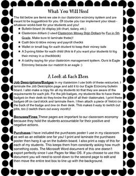 Classroom Management Bundle Black & White