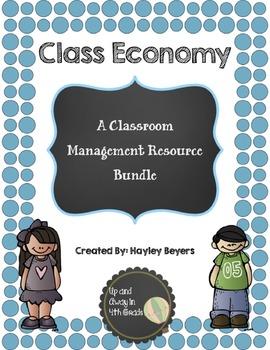 Classroom Management Bundle Blue