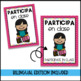 Classroom Management Decor Editable in Spanish and Bilingual - Manejo de Aula