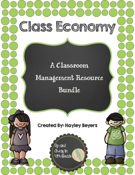 Classroom Management Bundle Lime Green