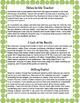Classroom Management Bundle Lime Green