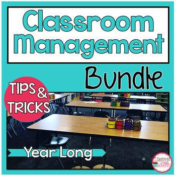 Classroom Management Bundle for Back to School