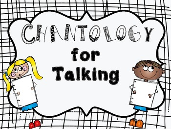 "Classroom Management ""Chantology"" Booklet"