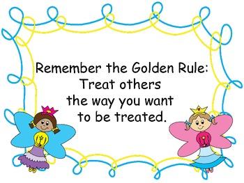 Classroom Management Chants/Rules
