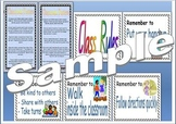Classroom Management - Classroom Rules Pack