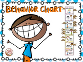 "Behavior Clip Chart ""Classroom Management Tool"""