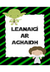 Classroom Management Clip Chart (IN IRISH, AS GAEILGE) - S