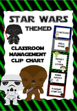 Classroom Management Clip Chart Star Wars Theme