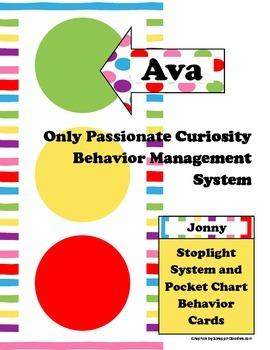 Classroom Behavior Management Combo Pack