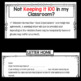 Class Rules Poster and Discipline Printables for Spanish Class Management