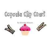 Classroom Management - Cupcake Clip Chart