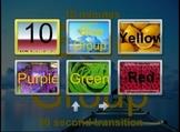 Classroom Management DVD Group Rotations Timer - All Four DVD set.
