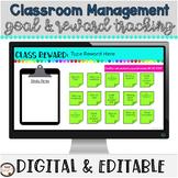 Classroom Management Digital Goals & Incentives