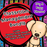 Classroom Management (Dog Themed) Classroom Money, Reward Coupons