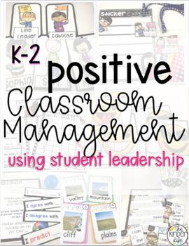 Positive Classroom Management ENDLESS Bundle: Supplies, Games, Tips & Tricks K-2